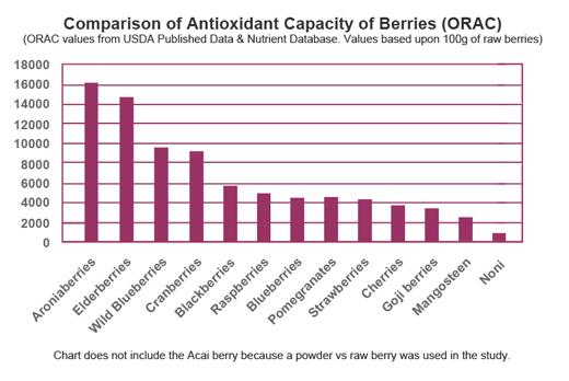 Detox, Antioxidant & Organic Juice Australia | Aronia For Life
